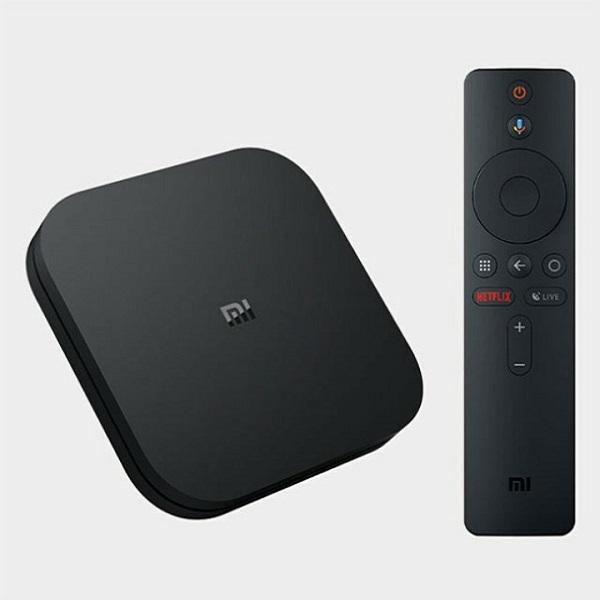 Mi TV Box S global Xiaomi