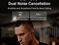 Headphone Bluetooth Haylou T17 Xiaomi